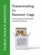 Transcending the Hamster Cage, Unfettering New York State Innovation Economy